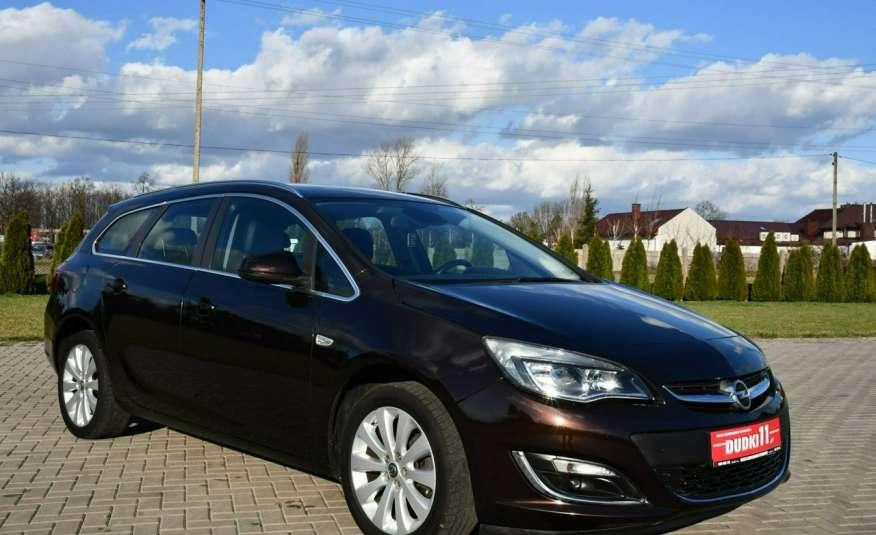 Opel Astra 1.4Turbo+Gaz Serwis, Xenon, Pół-skóry.Navigacja, Ledy, GWARANCJA zdjęcie 3