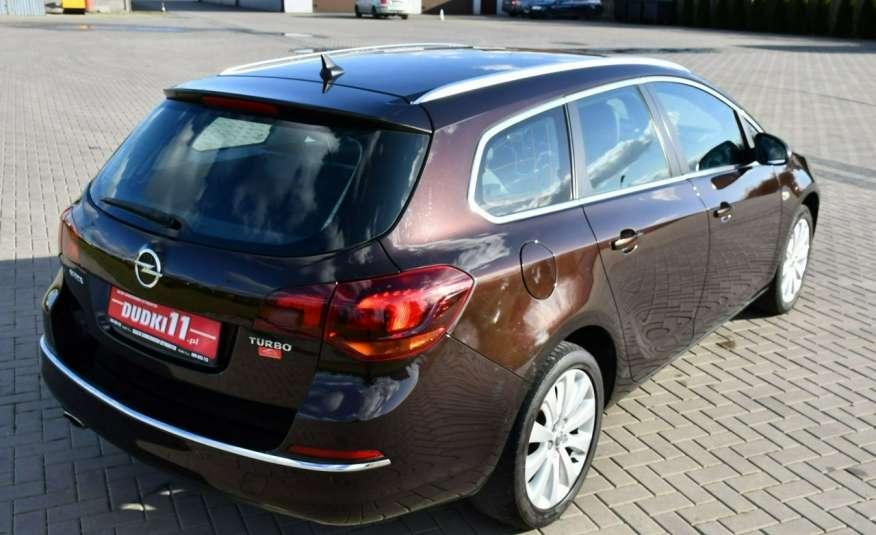 Opel Astra 1.4Turbo+Gaz Serwis, Xenon, Pół-skóry.Navigacja, Ledy, GWARANCJA zdjęcie 14