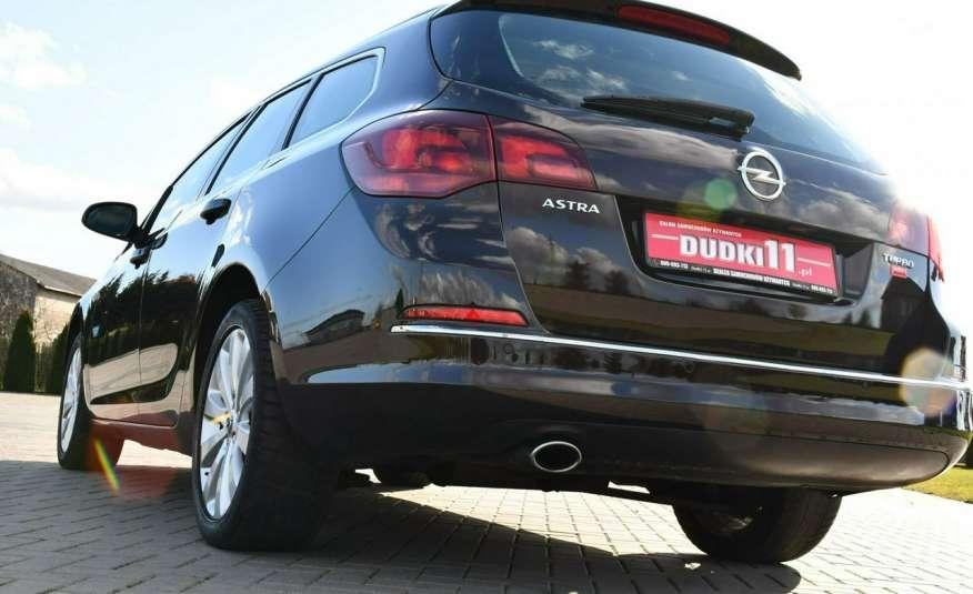 Opel Astra 1.4Turbo+Gaz Serwis, Xenon, Pół-skóry.Navigacja, Ledy, GWARANCJA zdjęcie 16