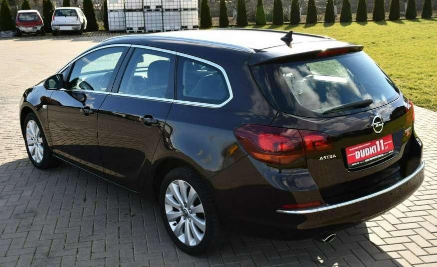 Opel Astra 1.4Turbo+Gaz Serwis, Xenon, Pół-skóry.Navigacja, Ledy, GWARANCJA zdjęcie 17