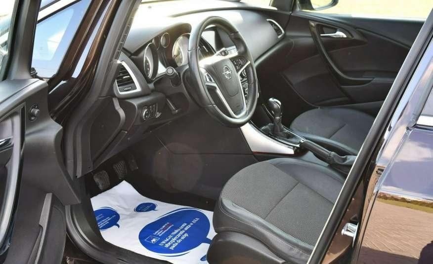 Opel Astra 1.4Turbo+Gaz Serwis, Xenon, Pół-skóry.Navigacja, Ledy, GWARANCJA zdjęcie 18