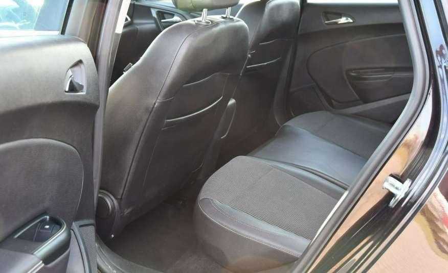 Opel Astra 1.4Turbo+Gaz Serwis, Xenon, Pół-skóry.Navigacja, Ledy, GWARANCJA zdjęcie 21