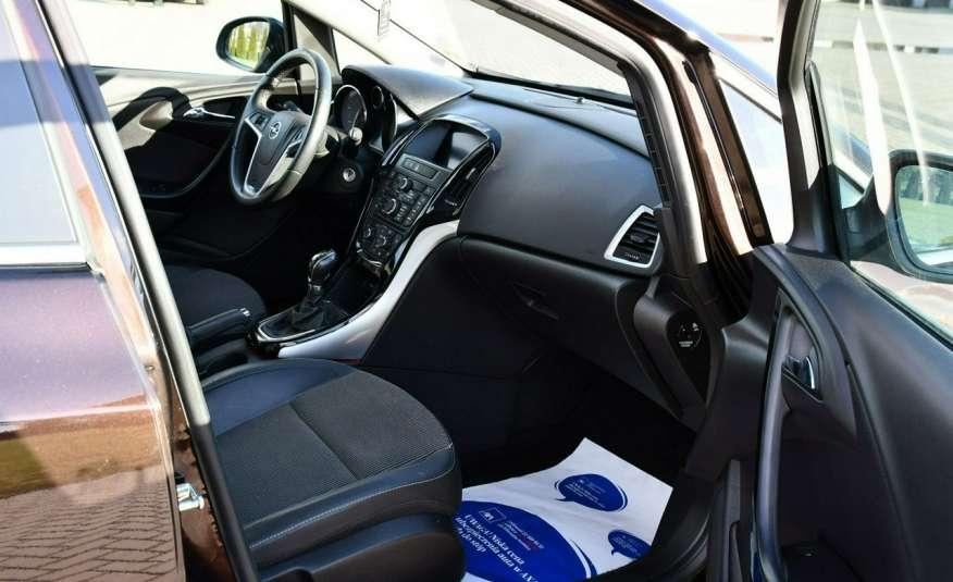 Opel Astra 1.4Turbo+Gaz Serwis, Xenon, Pół-skóry.Navigacja, Ledy, GWARANCJA zdjęcie 22