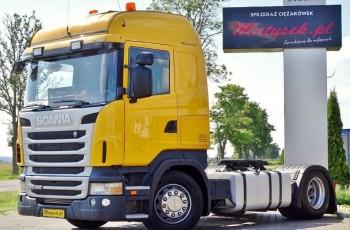 Scania R 440 / HIGHLINE / RETARDER / MANUAL / I-COOL / MAŁY PRZEBIEG / / 07.2012 R /