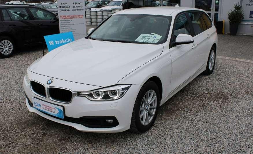BMW 318 Salon, czujniki, el.klapa, automat, gwarancja zdjęcie 1