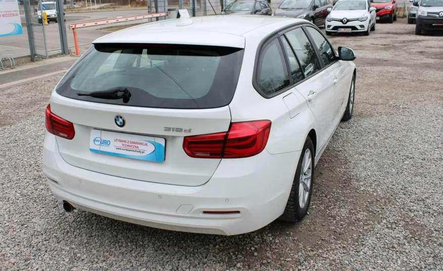 BMW 318 Salon, czujniki, el.klapa, automat, gwarancja zdjęcie 12