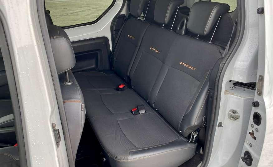 Dacia Dokker 1.5 dCi STEPWAY, navi, bezwypadkowy zamiana zdjęcie 4