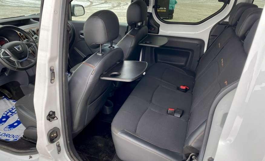 Dacia Dokker 1.5 dCi STEPWAY, navi, bezwypadkowy zamiana zdjęcie 5