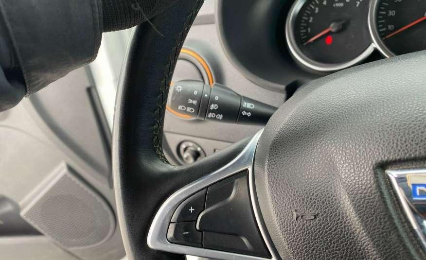 Dacia Dokker 1.5 dCi STEPWAY, navi, bezwypadkowy zamiana zdjęcie 8