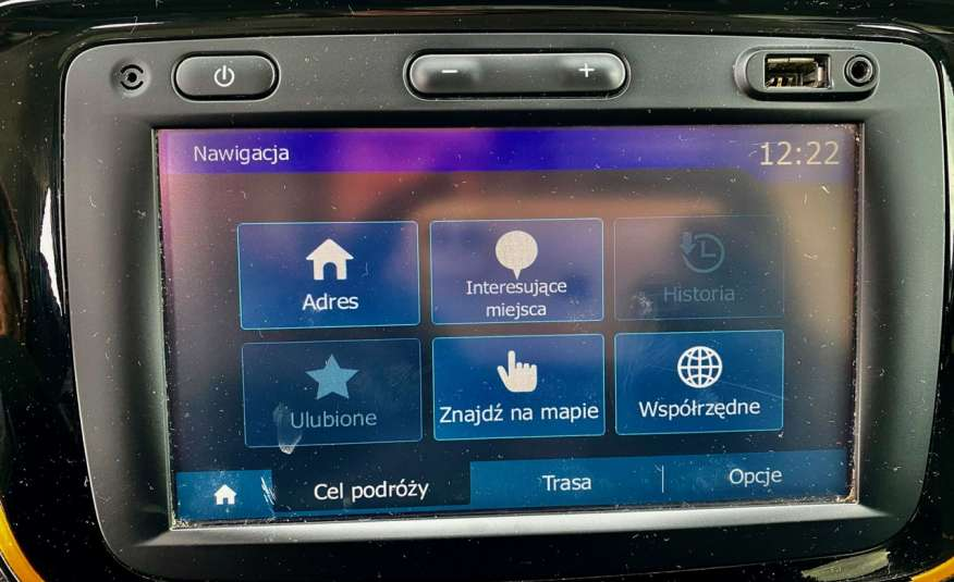 Dacia Dokker 1.5 dCi STEPWAY, navi, bezwypadkowy zamiana zdjęcie 11