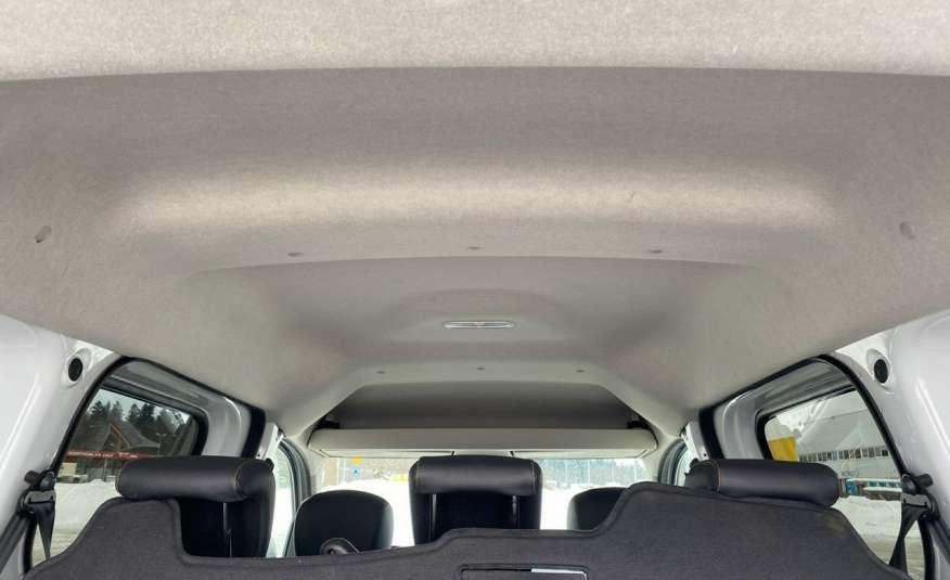 Dacia Dokker 1.5 dCi STEPWAY, navi, bezwypadkowy zamiana zdjęcie 20