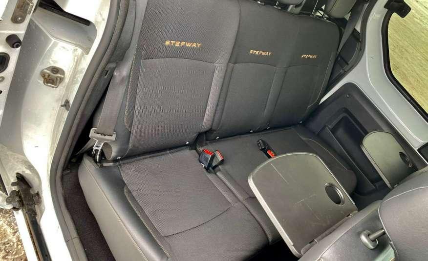 Dacia Dokker 1.5 dCi STEPWAY, navi, bezwypadkowy zamiana zdjęcie 21