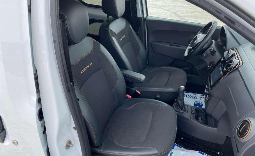 Dacia Dokker 1.5 dCi STEPWAY, navi, bezwypadkowy zamiana zdjęcie 23