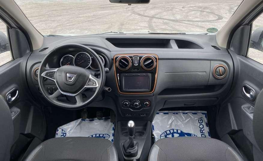 Dacia Dokker 1.5 dCi STEPWAY, navi, bezwypadkowy zamiana zdjęcie 25