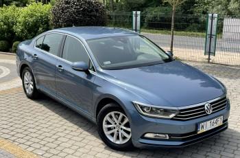 Volkswagen Passat 2.0 TDi 150KM / Bezwypadkowy / Salon PL I-właściciel
