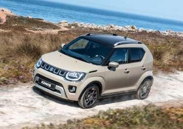 Suzuki SUZUKI Ignis 1.2 SHVS Premium Plus