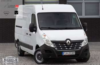 Renault Master L2H2 ŚREDNI 130KM 1-TURBO NOWY MODEL