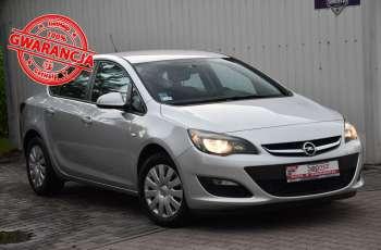 Opel Astra 1.4 140KM GAZ 2016r. SALON Climatronic TEMPOMAT Polecam