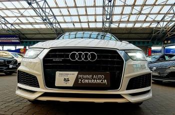 Audi Q3 3 Lata GWARANCJA 1WŁ Kraj Bezwypadkowy 180KM QUATTRO S-Line FV23% 4x2