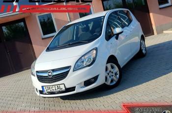 Opel Meriva 1.4 Turbo-120PS--LPG-Serwis-Fajna Opcja-Gwarancja