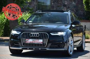 Audi A6 Allroad Quattro 3.0TDi 320KM 2014r. Salon PL NAVi BOSE Panorama Full LED Matri
