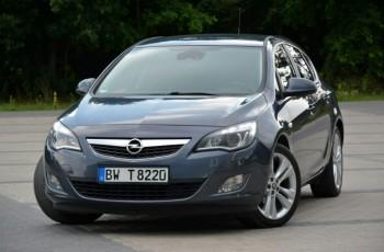 Opel Astra 1.6(116KM) Xenon Ledy Partkronic Chromy z Niemiec
