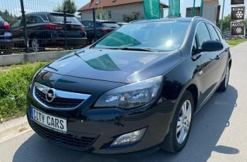Opel Astra 1.4 TB 140 KM 174 tys. km Klimatyzacja z Niemiec