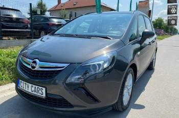 Opel Zafira 1.4 TB 140 KM Jedyne 86 tys. km Jeden właściciel Faktura VAT