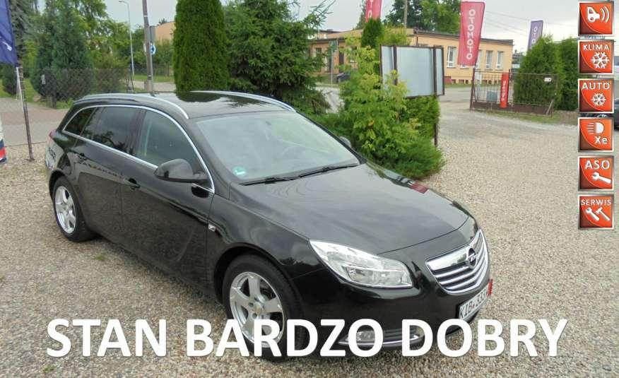 Opel Insignia Gwarancja przebiegu , bezwypadkowa , opłacona, wyposażona zdjęcie 1