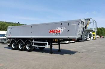 Mega 32m oś podnoszona Nowa nie Używana