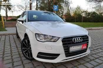 Audi A3 Audi A3 8V 2.0 TDI 150KM Biały Alufelgi Rej PL GWARANCJA