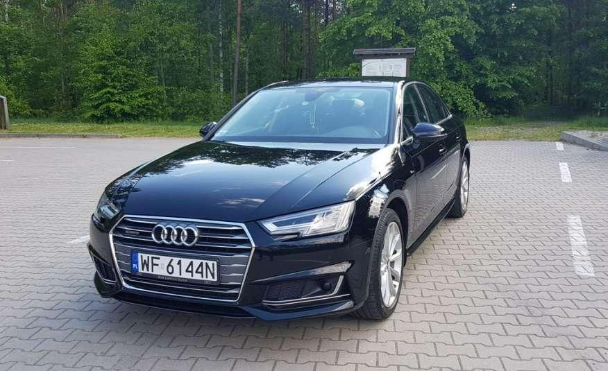 """Audi A4 Quattro S-tronic """"S-line"""" 2.0/190KM GWARANCJA zdjęcie 1"""