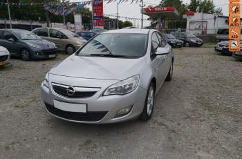 Opel Astra 1.4b 5d zadbana pełny serwis