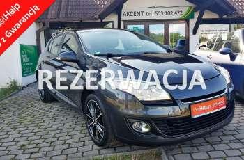 Renault Megane Jak nowa, roczna gwarancja GetHelp Elite w cenie
