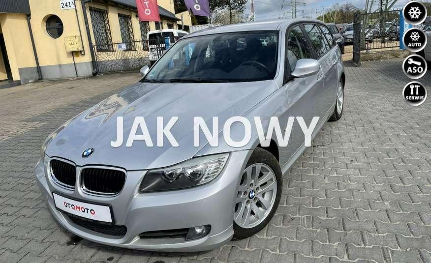 BMW 320 Lifting 320d 177KM touring NAVI GPS Alu Webasto fabryczne Z Niemiec zdjęcie 1