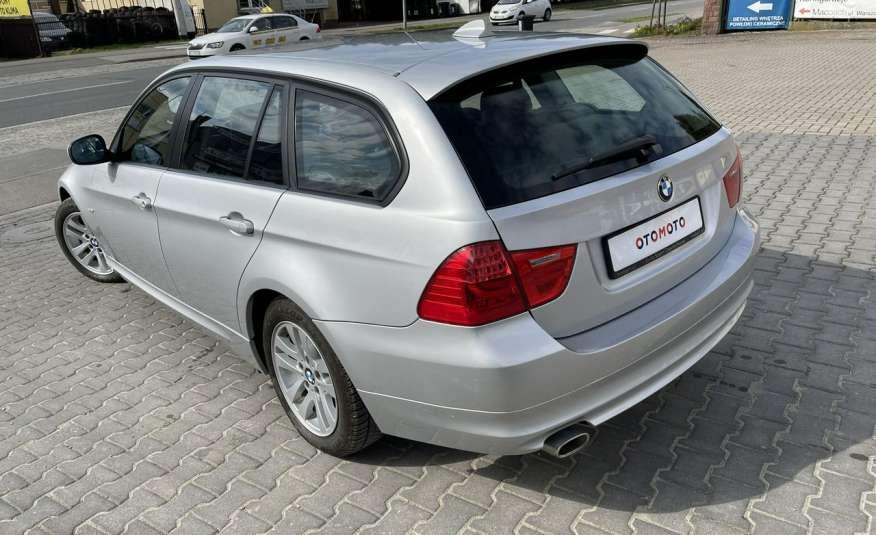 BMW 320 Lifting 320d 177KM touring NAVI GPS Alu Webasto fabryczne Z Niemiec zdjęcie 5