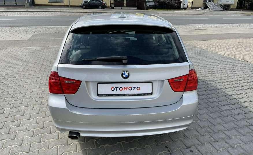 BMW 320 Lifting 320d 177KM touring NAVI GPS Alu Webasto fabryczne Z Niemiec zdjęcie 6