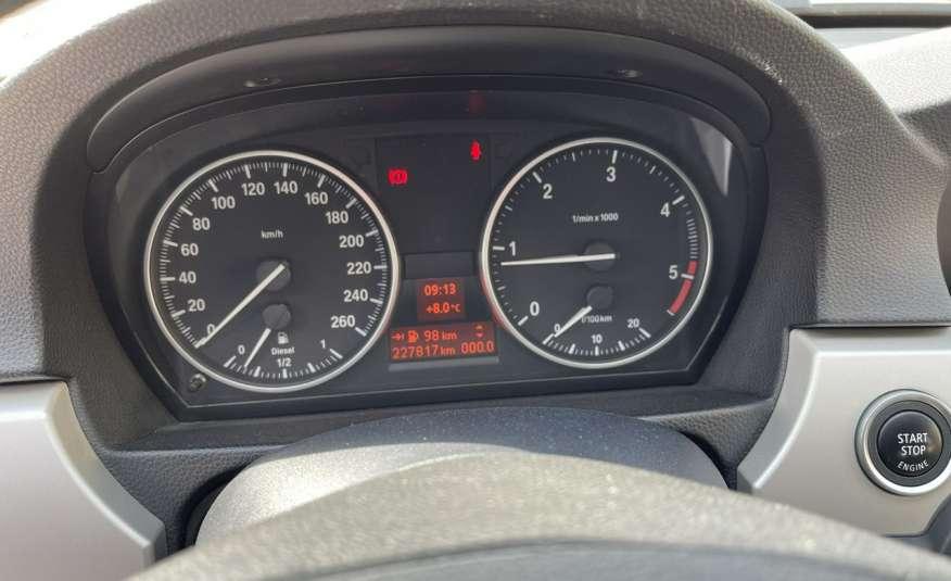 BMW 320 Lifting 320d 177KM touring NAVI GPS Alu Webasto fabryczne Z Niemiec zdjęcie 17