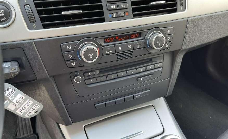 BMW 320 Lifting 320d 177KM touring NAVI GPS Alu Webasto fabryczne Z Niemiec zdjęcie 18