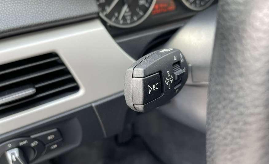 BMW 320 Lifting 320d 177KM touring NAVI GPS Alu Webasto fabryczne Z Niemiec zdjęcie 21