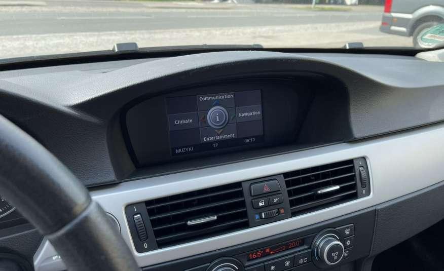 BMW 320 Lifting 320d 177KM touring NAVI GPS Alu Webasto fabryczne Z Niemiec zdjęcie 27