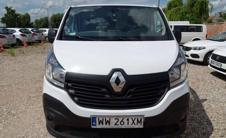 Renault Trafic L1H1 Salon PL 1 wł ASO FV23% zdjęcie 2