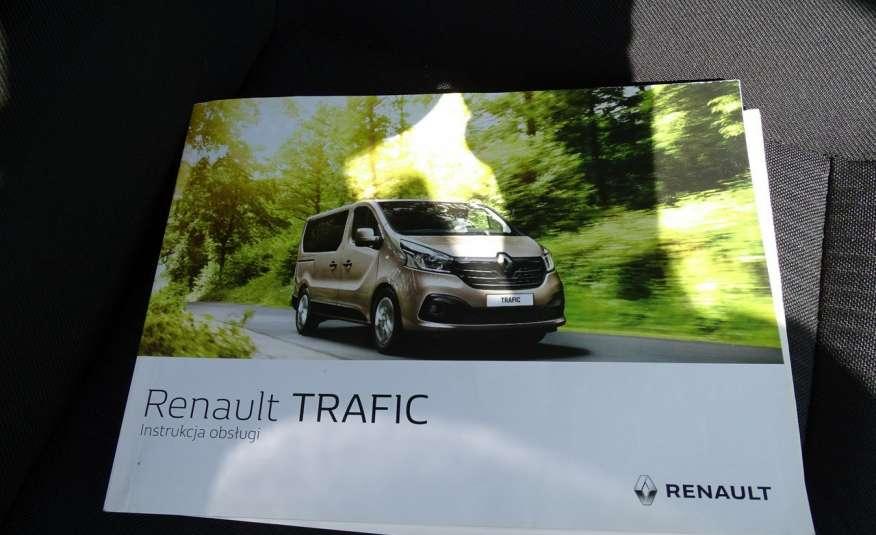 Renault Trafic L1H1 Salon PL 1 wł ASO FV23% zdjęcie 4