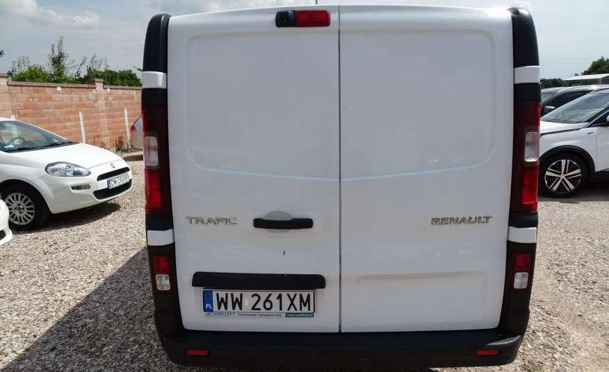 Renault Trafic L1H1 Salon PL 1 wł ASO FV23% zdjęcie 7