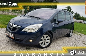 Opel Meriva 1.4T 120KM # Climatronic # Super Stan # Serwisowana