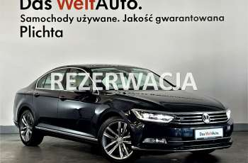 Volkswagen Passat 2.0TSI 220KM, R-Line, Highline, Salon PL,
