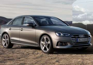 Audi AUDI A4 35 TFSI mHEV Advanced S tronic