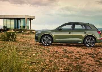 Audi AUDI Q5 40 TDI mHEV Quattro S Line S tronic