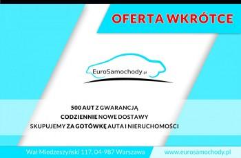 Dacia Dokker Salon, gwarancja, f-vat, drzwi boczne,