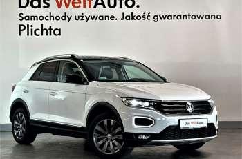Volkswagen T-Roc 1.5TSI 150KM, Premium, DSG, 4Motion, Salon PL,